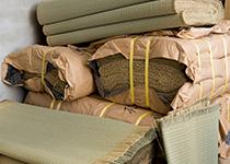 畳床の保護補修