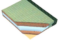 建材床( サンドタイプ)