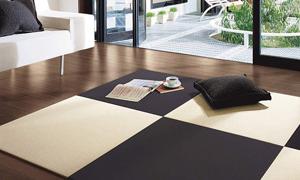 和紙素材の置き畳